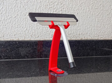 Squeegee Holder with Suction Cup