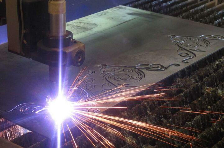 CNC Plasma and Laser Cutting