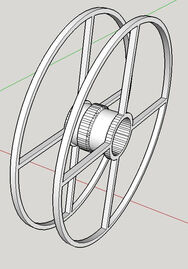 Additional spool for my spool holder