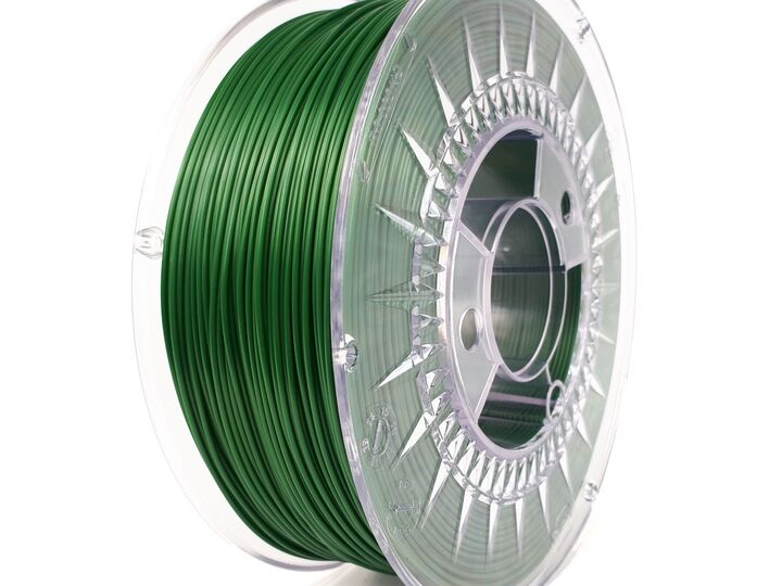DevilDesign Premium PLA Green Filament 1,75 mm 1 kg