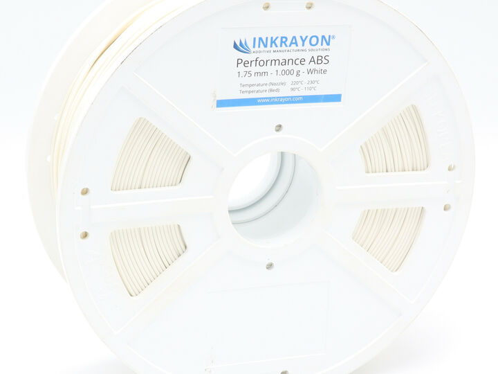 INKRAYON® | Performance ABS - White