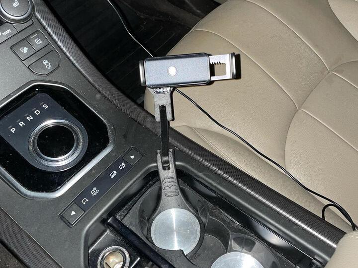 Cup phone phone holder