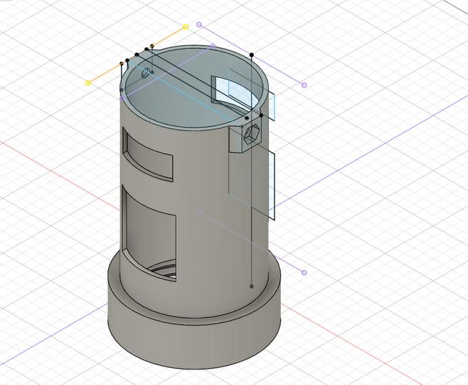 Diseño mecánico para Impresión 3D