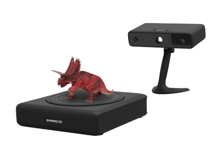 High Quality 3D Scanning