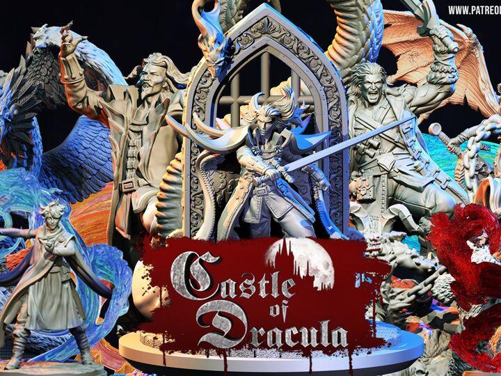 Clay Cyanide - Castle of Dracula [2021-02]
