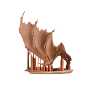 red wax 3d printing service 2.png