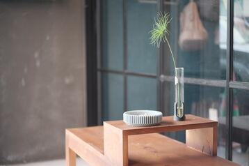 Sleek ashtray design