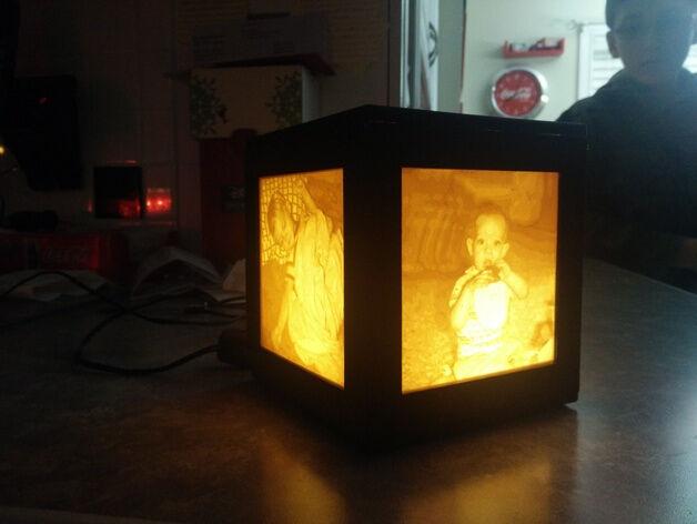 Light Box Sides