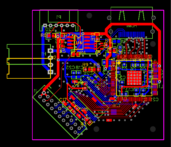 EDA, PCB design, Prototyping