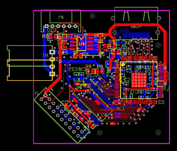 EDA, PCB design, Prototyping