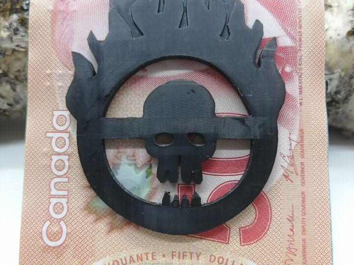 Money clip Mad Max immortan joe