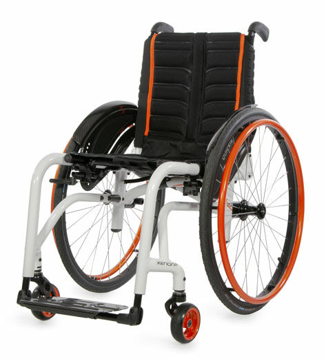 Xenon²™ Series Folding Wheelchair