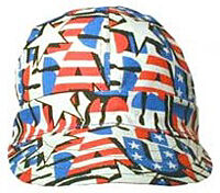 Kromer® Welding Caps Assorted Patterns