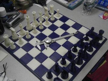 Full Size Professional Chess Set