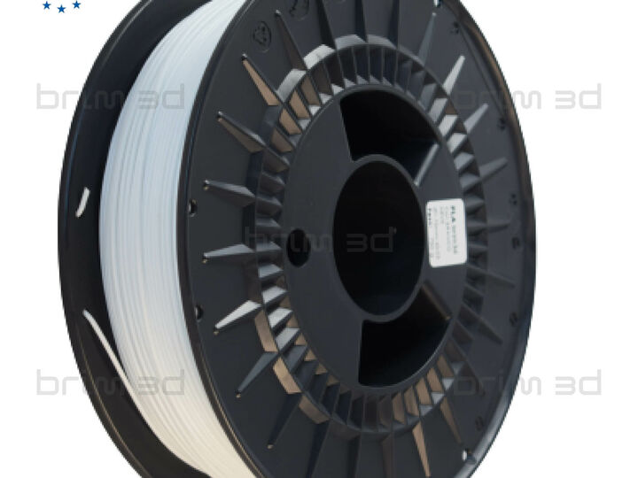 PLA BRIM3D BRANCO NEVE - 1,75MM 750G