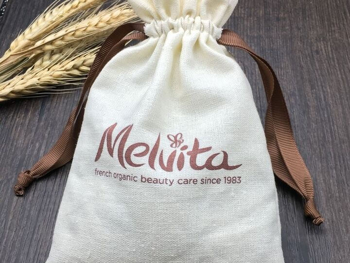 Unbleached Muslin Drawstring Bag, Cotton Gift Bag, Favor Bag
