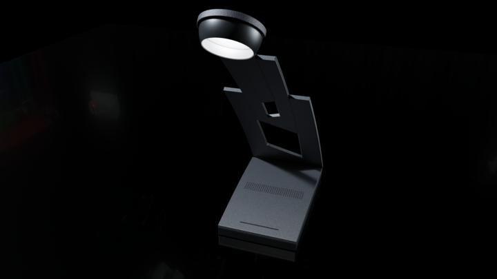 Porsche Design Jazz Lamp Replacement Hinge
