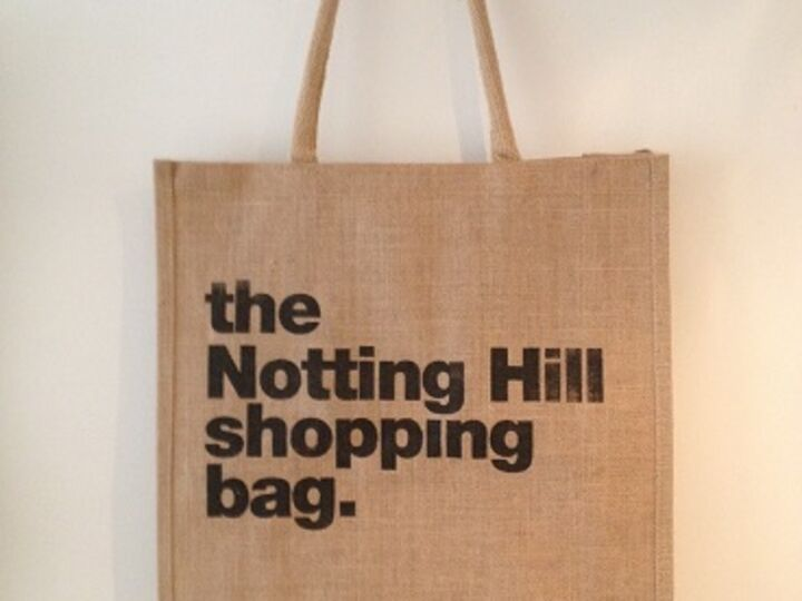 Jute Grocery Bag, Promotional Jute Bags, Customized Jute Printed Bags