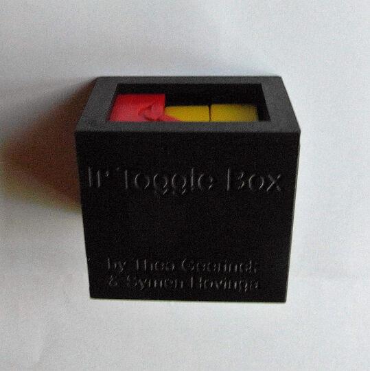 Toggle Box ✱✱✱