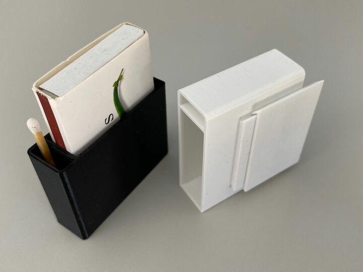 Streichholz Box Anti Smell