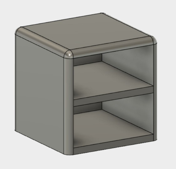 Basic 3D-design in Fusion 360