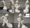 l-id3d l'impression 3d , le dessin 3d Photo d'impression 3D