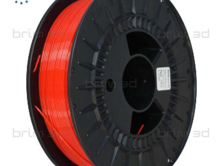 PETG BRIM3D VERMELHO - 1,75MM 750G