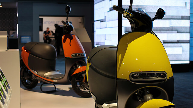 Scooters, Bikes - Electric and Nice