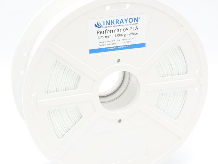 INKRAYON® | Performance PLA - White