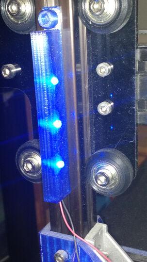 3mm LED light