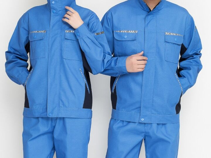 Poly-Cotton Men Safety Suit, Working Suit, WorkWears