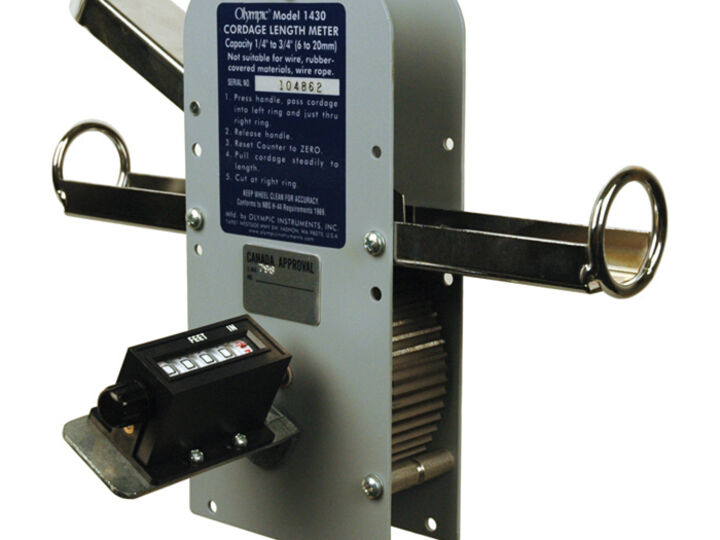 Synthetic Rope Counter