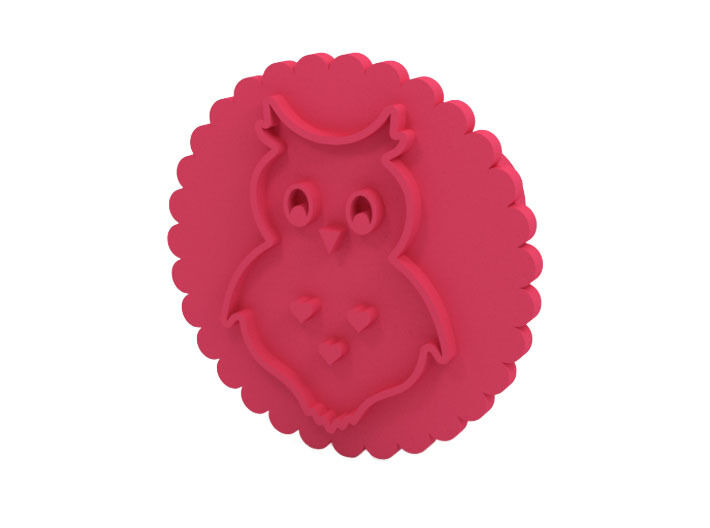 Cookie stamp / Stamp