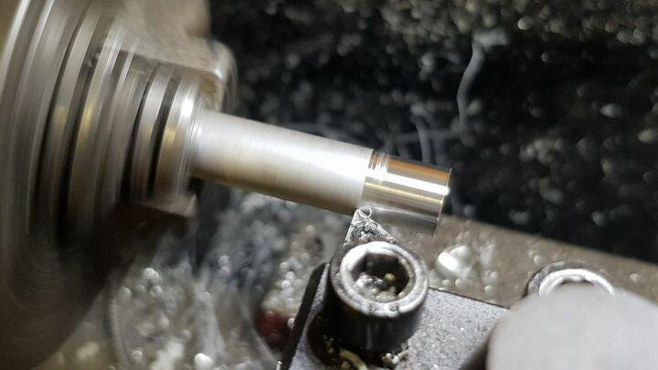 Lathe work (manual lathe Mini lathe)
