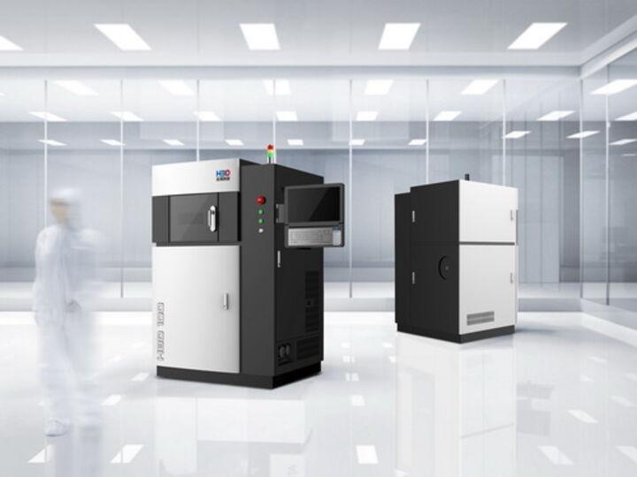 HBD-100 Metal 3D Printer with CE marking