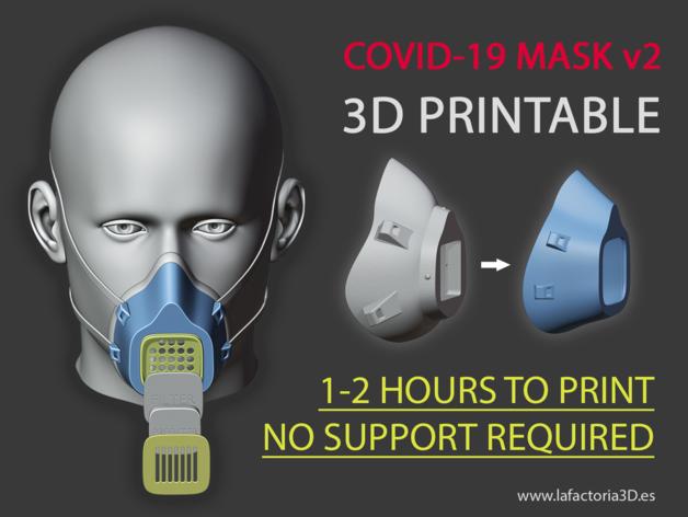 COVID 19 MASK v2