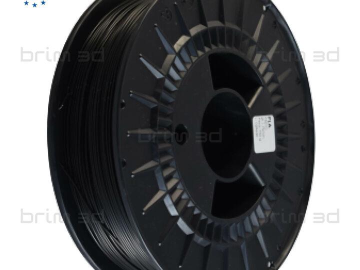 PLA BRIM3D PRETO - 1,75MM 750G