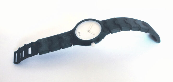 Olink watch band