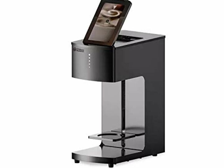 WiibooxSweetin Coffee Printer 3D Latte Art Maker Machine Food-Grade Edible Ink Printer for Coffee Milk Desserts