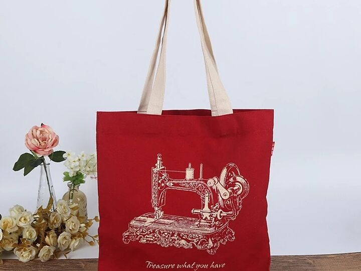 Cotton Shopping Bag, Tote Bag, Grocery Bag, Promotional Cotton Bags