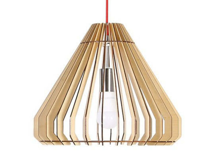 Wood Pendant Lighting