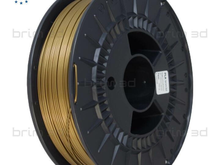 PLA BRIM3D DOURADO - 1,75MM 750G