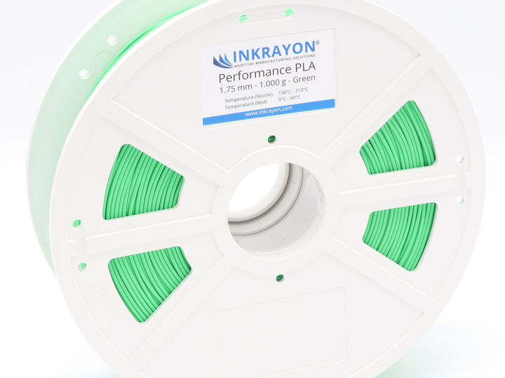 INKRAYON® | Performance PLA - Green