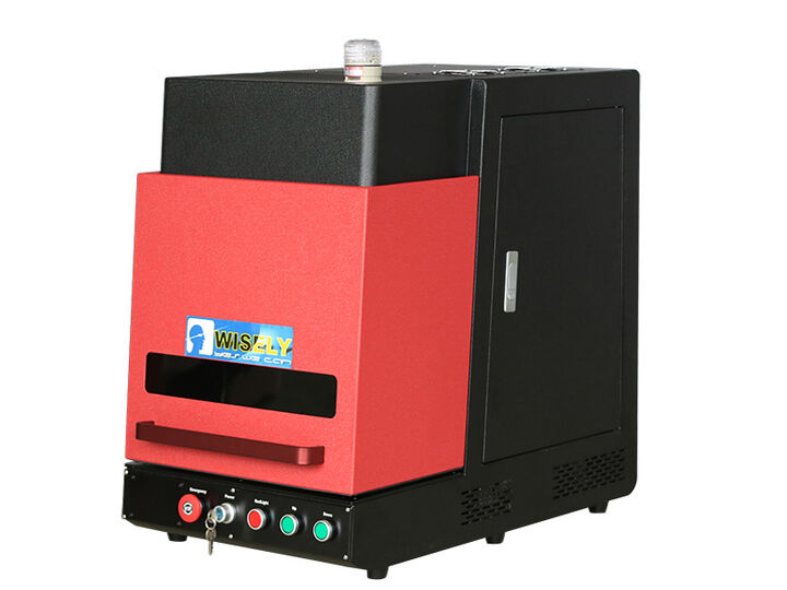 Enclosed Fiber Laser Marking Machine - Type V