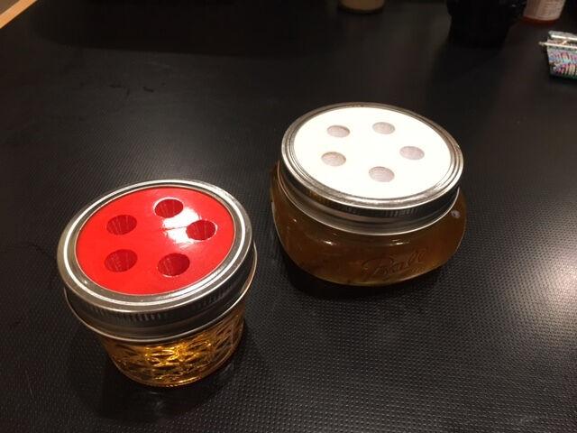 Mason Jar Fruit Fly Trap - 3D Printable Model on Treatstock