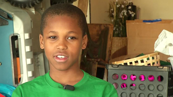 10-Year-Old Boy uses 3D Printing to Save Lives