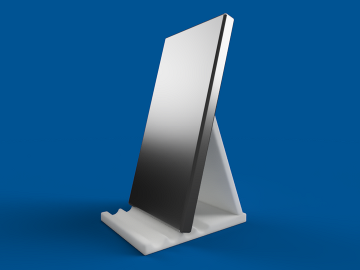 Universal cell phone stand | four preset standing angles