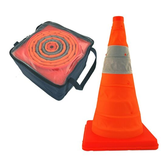 "Jackson Safety 3018159 28"" Pack & Pop Safety Cone"