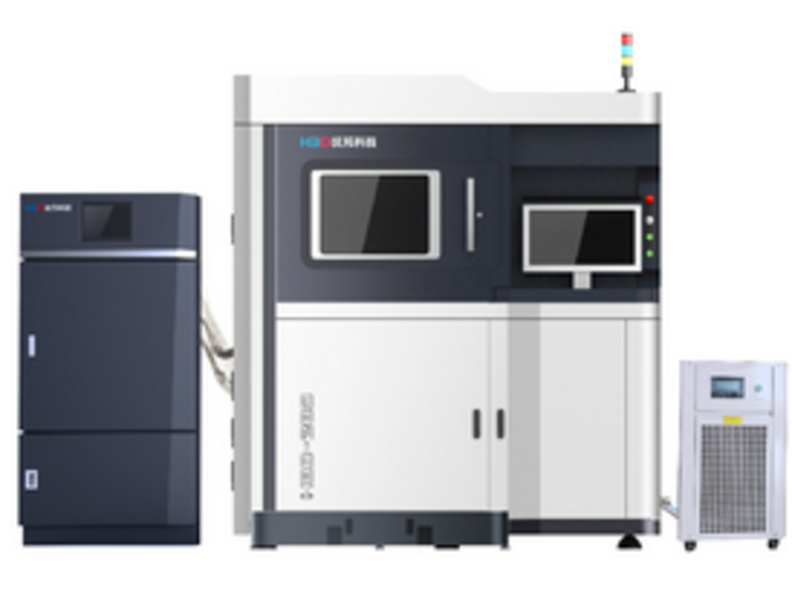 HBD-280 Metal 3D Printer with CE marking