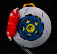 3d Printed automotive breake assembly.jpg